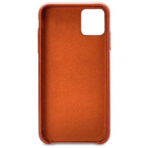 Productafbeelding van de Senza Desire Leather Cover + Card Slot Brown Apple iPhone 11