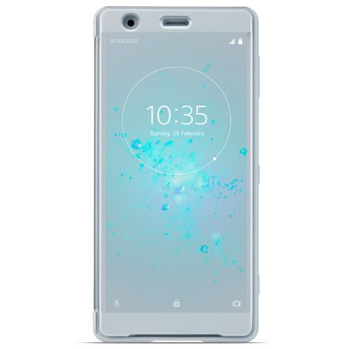 Productafbeelding van de Sony Style Cover Touch SCTH40 Grey Xperia XZ2