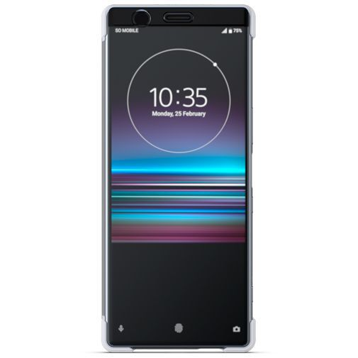 Productafbeelding van de Sony Style Cover Touch SCTI30 White Xperia 1