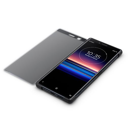 Produktimage des Sony Style Cover Touch SCTI30 Schwarz Xperia 1