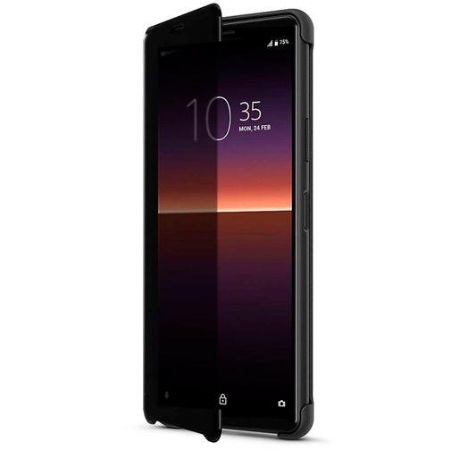 Productafbeelding van de Sony Style Cover View XQZ-CVAU Black Xperia 10 II