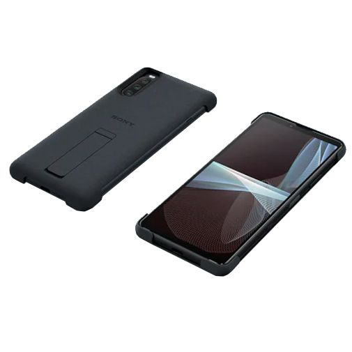 Productafbeelding van de Sony Style PC Back Cover Zwart Sony Xperia 10 III
