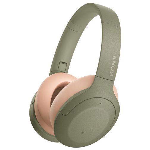 Productafbeelding van de Sony WH-H910N Green