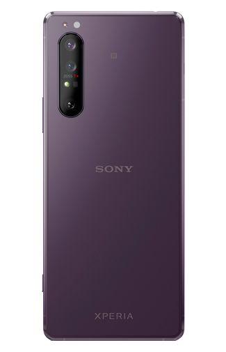 Produktimage des Sony Xperia 1 II Lila