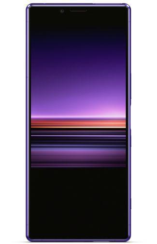 Productafbeelding van de Sony Xperia 1 Purple