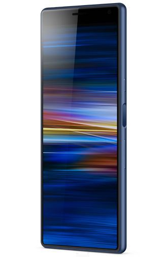 Productafbeelding van de Sony Xperia 10 Blue