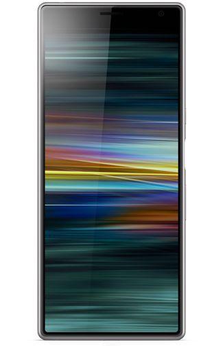 Productafbeelding van de Sony Xperia 10 Plus Dual Sim Silver
