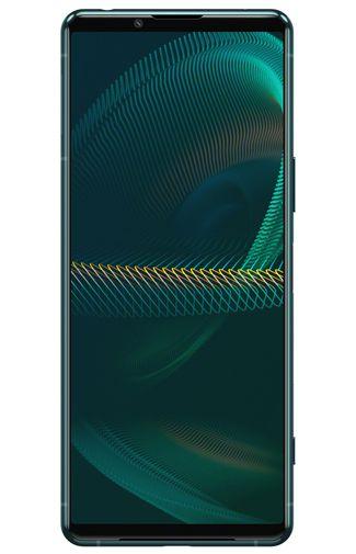 Productafbeelding van de Sony Xperia 5 III Groen