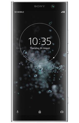 Productafbeelding van de Sony Xperia XA2 Plus Silver