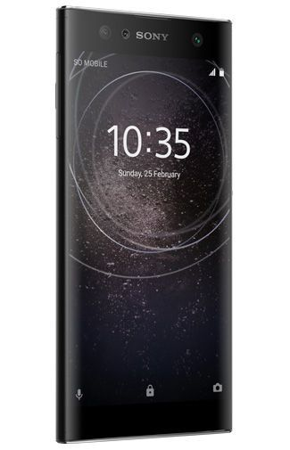 Productafbeelding van de Sony Xperia XA2 Ultra Black