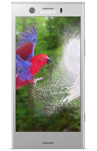 Productafbeelding van de Sony Xperia XZ1 Compact Silver