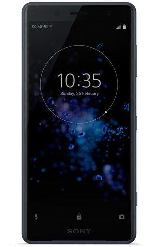 Productafbeelding van de Sony Xperia XZ2 Compact Single Sim Black