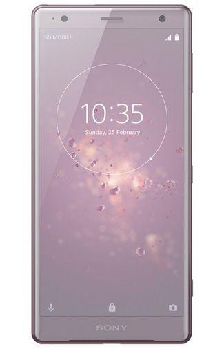 Productafbeelding van de Sony Xperia XZ2 Pink