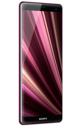 Productafbeelding van de Sony Xperia XZ3 Single Sim Red
