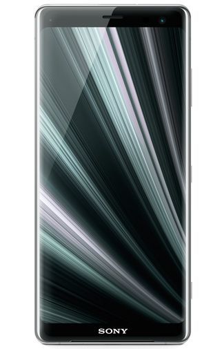 Produktimage des Sony Xperia XZ3 Single SIM Silver