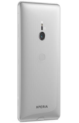 Productafbeelding van de Sony Xperia XZ3 Single Sim Silver