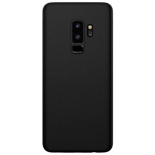 Productafbeelding van de Spigen Air Skin Case Black Samsung Galaxy S9+