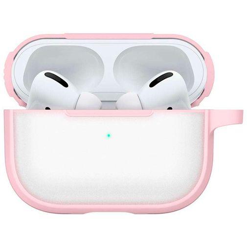 Productafbeelding van de Spigen Color Brick Case Pink Apple AirPods Pro