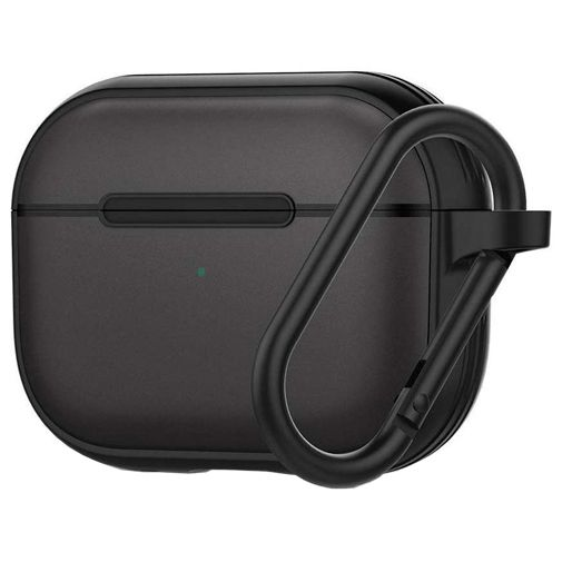 Productafbeelding van de Spigen Color Brick Case Black Apple AirPods Pro