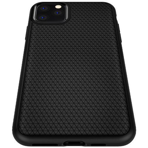Produktimage des Spigen Liquid Air Hülle Schwarz Apple iPhone 11 Pro