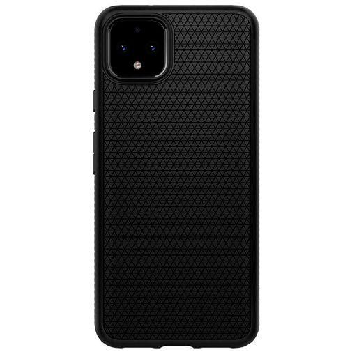 Productafbeelding van de Spigen Liquid Air Case Black Google Pixel 4 XL