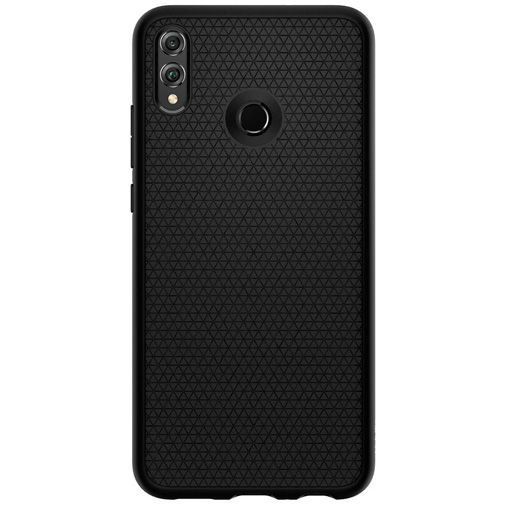 Productafbeelding van de Spigen Liquid Air Case Black Honor 8X