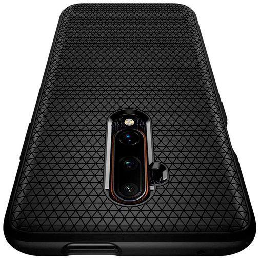 Produktimage des Spigen Liquid Air Hülle Schwarz OnePlus 7T Pro