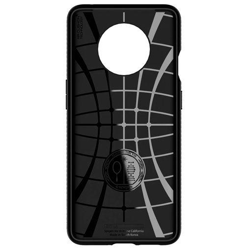 Produktimage des Spigen Liquid Air Hülle Schwarz OnePlus 7T