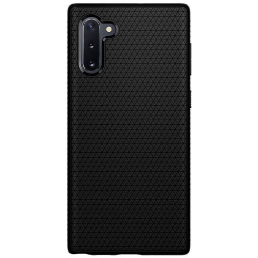 Productafbeelding van de Spigen Liquid Air Case Black Samsung Galaxy Note 10