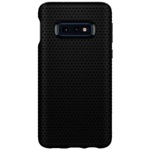 Productafbeelding van de Spigen Liquid Air Case Black Samsung Galaxy S10e