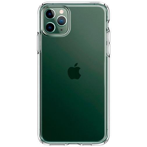 Productafbeelding van de Spigen Liquid Crystal Case Clear Apple iPhone 11 Pro Max