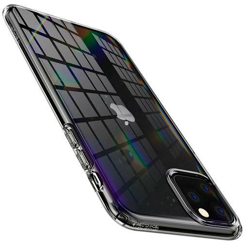 Produktimage des Spigen Liquid Crystal Case Clear Apple iPhone 11 Pro Max