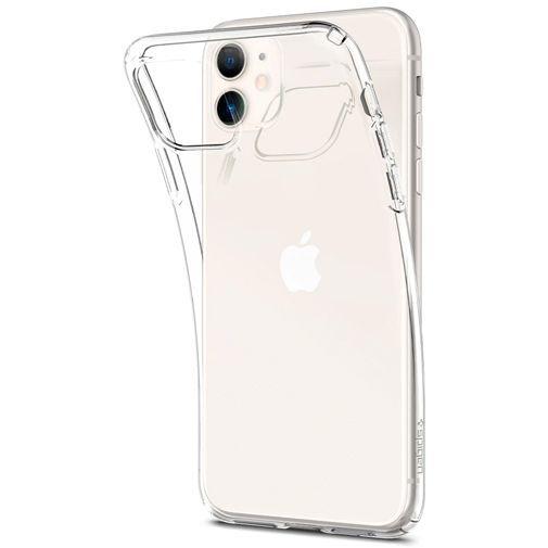Produktimage des Spigen Liquid Crystal Case Clear Apple iPhone 11