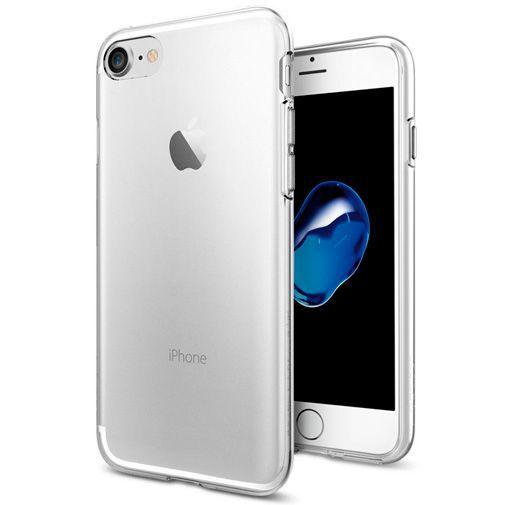 Productafbeelding van de Spigen Liquid Crystal Case Clear Apple iPhone 7/8/SE 2020