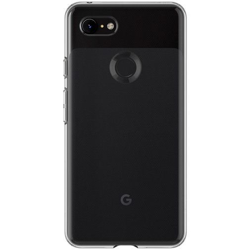 Productafbeelding van de Spigen Liquid Crystal Case Clear Google Pixel 3 XL