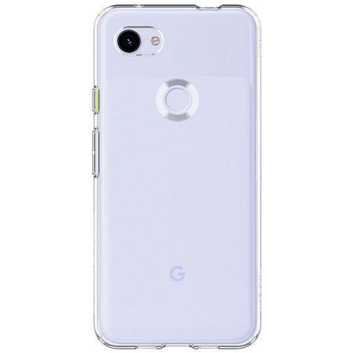 Productafbeelding van de Spigen Liquid Crystal Case Clear Google Pixel 3a XL