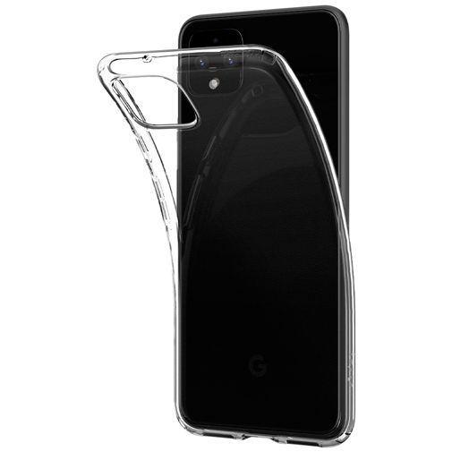 Produktimage des Spigen Liquid Crystal Case Clear Google Pixel 4