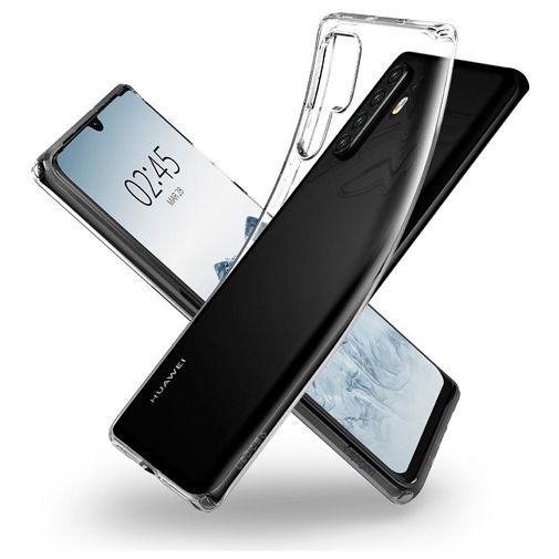 Produktimage des Spigen Liquid Crystal Case Clear Huawei P30 Pro