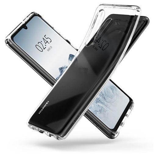 Productafbeelding van de Spigen Liquid Crystal Case Clear Huawei P30