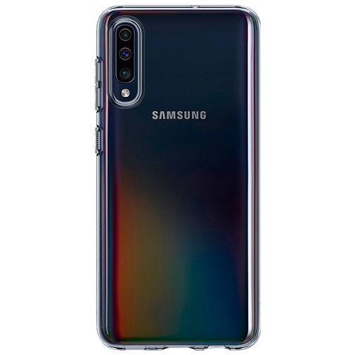 Productafbeelding van de Spigen Liquid Crystal Case Clear Samsung Galaxy A30s/A50