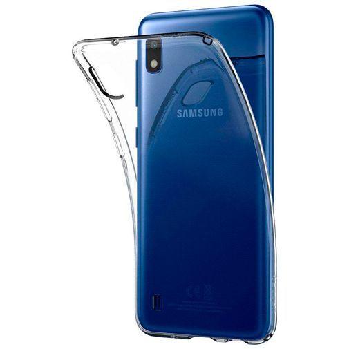 Productafbeelding van de Spigen Liquid Crystal Case Clear Samsung Galaxy A10