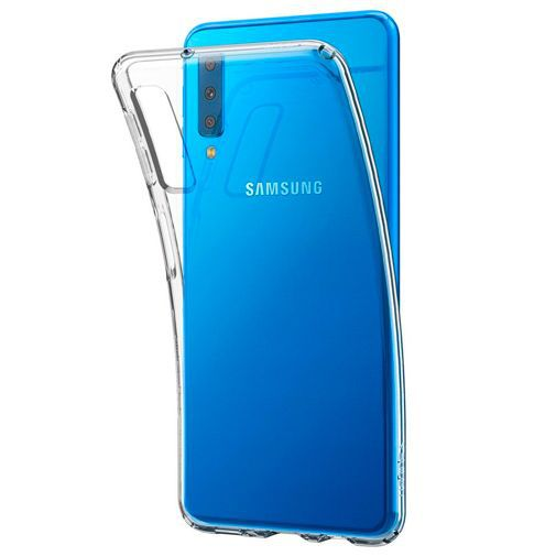 Produktimage des Spigen Liquid Crystal Case Clear Samsung Galaxy A7 (2018)
