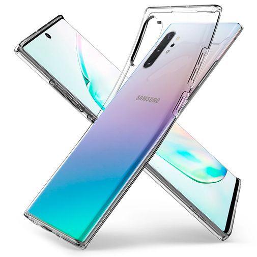 Produktimage des Spigen Liquid Crystal Case Clear Samsung Galaxy Note 10+