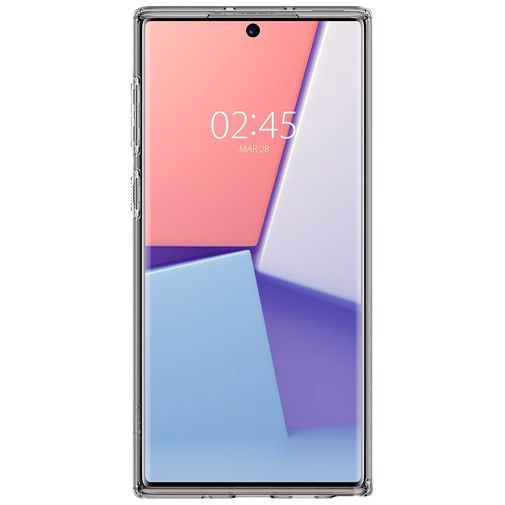 Productafbeelding van de Spigen Liquid Crystal Case Clear Samsung Galaxy Note 10