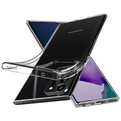 Productafbeelding van de Spigen Liquid Crystal Case Clear Samsung Galaxy Note 20 Ultra