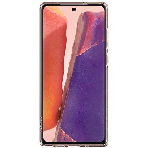 Productafbeelding van de Spigen Liquid Crystal Case Clear Samsung Galaxy Note 20