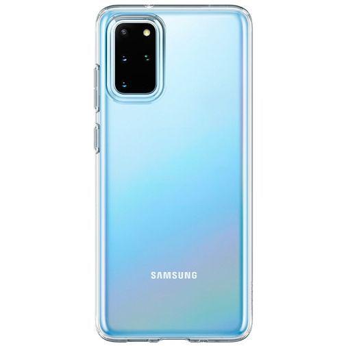 Productafbeelding van de Spigen Liquid Crystal Case Clear Samsung Galaxy S20+