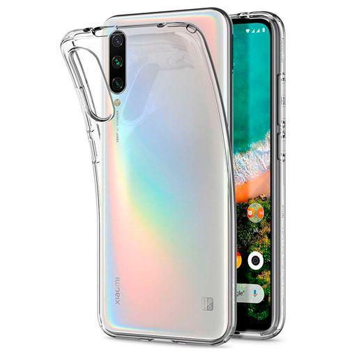 Productafbeelding van de Spigen Liquid Crystal Case Clear Xiaomi Mi A3