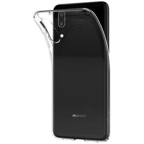 Productafbeelding van de Spigen Liquid Crystal Case Clear Huawei P20