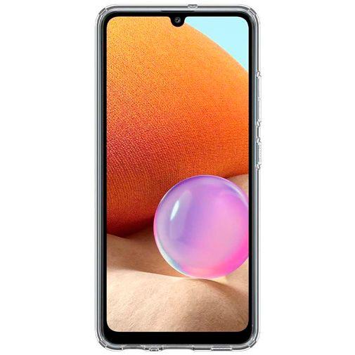 Productafbeelding van de Spigen Liquid Crystal TPU Back Cover Transparant Samsung Galaxy A32 5G